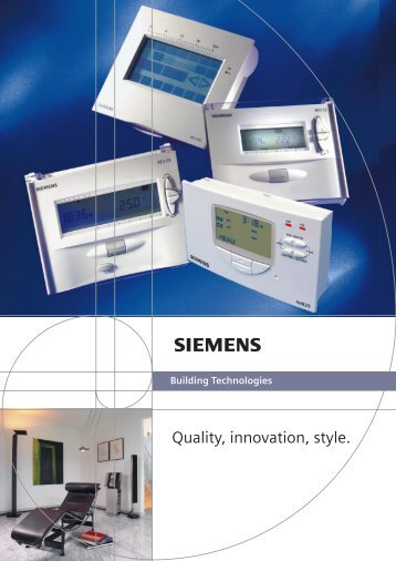 Building Technologies - Industry UK - Siemens