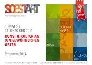SoestART - Kleine und große Kunst 2014