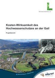 Download Studie Gailtal (PDF) - Wasser, Klimawandel & Hochwasser