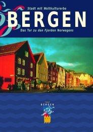 Das Tor zu den Fjorden Norwegens Stadt mit ... - visitBergen