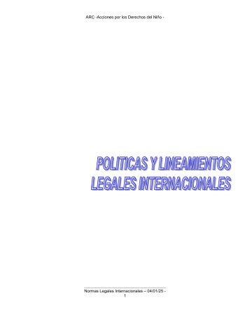 2. La Convención sobre los Derechos del niño - Acnur