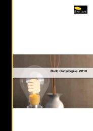 Bulb Catalogue 2010 - Brilliant AG