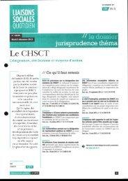 Le-CHSCT