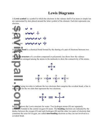 28 Lewis Diagram Definition 1000 Images About Diagram