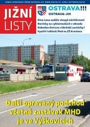 Jižní listy 05/2013 - Ostrava-JIH