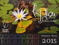 Cuadernillo la plaza 2015