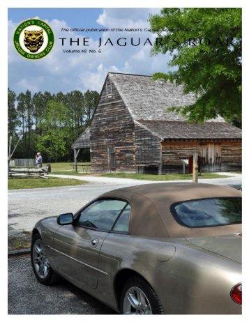 the jaguar's roar the jaguar's roar - Nation's Capital Jaguar Owners ...