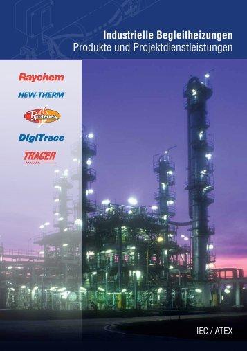Industrielle Begleitheizungen - Pentair Thermal Management