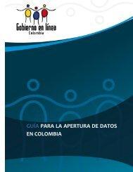 Descargar Guía para la Apertura de Datos en Colombia