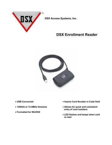Photo Id Badging Dsx Access Systems Inc