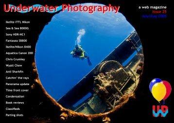 Underwater Photography - SENSACIONES.org