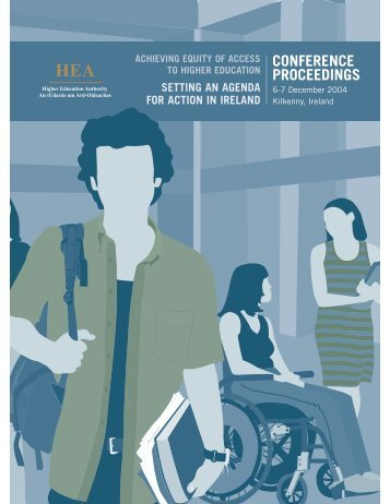 CONFERENCE PROCEEDINGS - Higher Education Authority