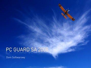 Pobierz komunikat - PC Guard SA