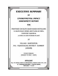 contents - Pollution Control Board, Assam