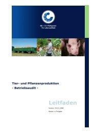 Leitfaden - Eichenhof