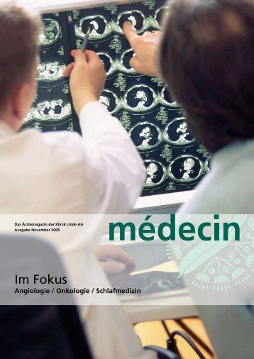 Im Fokus - Klinik Linde
