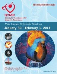 February 3, 2013 - Society of Cardiovascular Magnetic Resonance