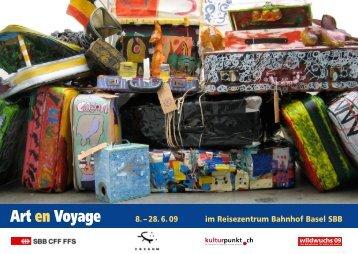 Art en Voyage - kulturpunkt