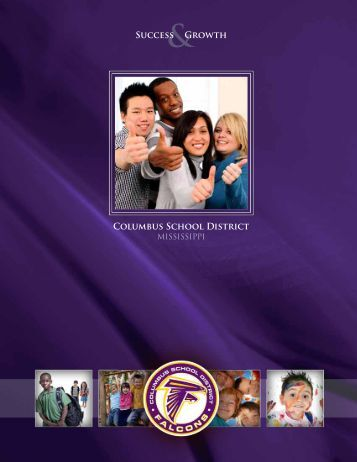 Columbus School District Success Growth - Columbus Municipal ...
