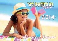 Wir machen Sommer - YOUNGTOUR Jugendreisen