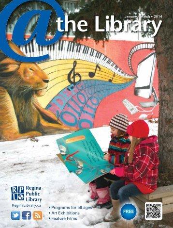 programs - Regina Public Library