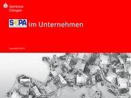 Präsentation SEPA-Veranstaltung Firmenkunden - Sparkasse ...