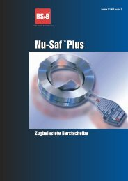 Nu-Saf Plus - BS&B Safety Systems