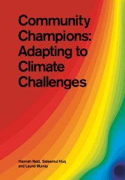 Community Champions: Adapting to Climate Challenges - IIED pubs ...