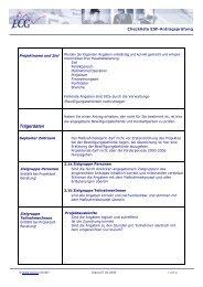 Checkliste ESF-Antrag (pdf) - ECG GmbH Berlin