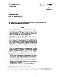 Jahresgutachten 1981/82 - Sachverständigenrat zur Begutachtung ...