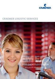 Craemer Logistic Services bietet Full Service Leistungen für ...