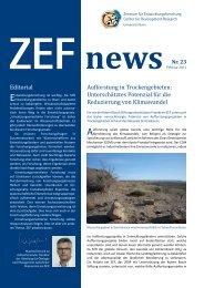 news - ZEF