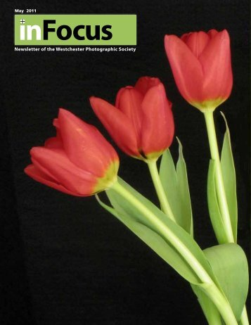 Newsletter of the Westchester Photographic Society - WPS