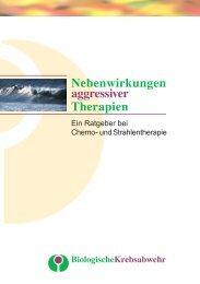 Nebenwirkungen aggressiver Therapien - Gesellschaft für ...