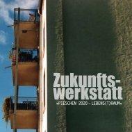 """Broschüre """"Zukunftswerkstatt Pieschen 2020 – Lebens(t)raum"""""""