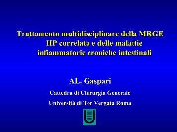 RCU - Cattedra Chirurgia Tor Vergata