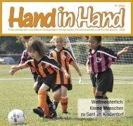 Hand in Hand 02/2006 - Albert-Schweitzer-Kinderdorf Thüringen e.V.