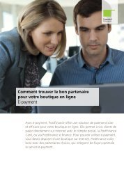 Comment trouver le bon partenaire pour votre boutique en ligne E ...