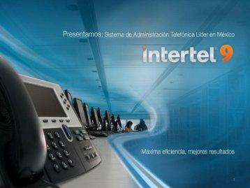 Diapositiva 1 - Red Virtual en Telecomunicaciones