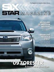 Museums of Modern Mystery - Subaru Canada