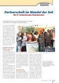 Partnerschaft im Wandel der Zeit Die 9. Gemeinsame Kommission - Seite 3