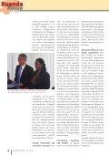 Partnerschaft im Wandel der Zeit Die 9. Gemeinsame Kommission - Seite 6