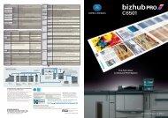 The Full-colour on Demand Print System - KONICA MINOLTA