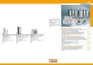 Catalogo generale 2009-10 - Temporizzatori - LOVATO Electric SpA