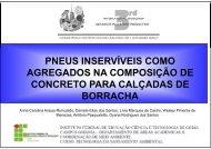 borracha - Advances In Cleaner Production