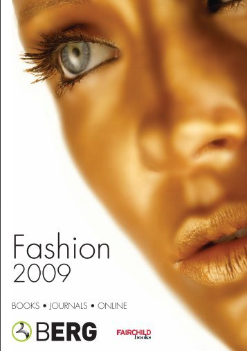 Fashion - Berg Publishers