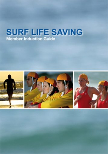 Member Induction Guide - Surf Life Saving NSW