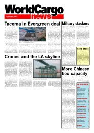 WCN Jan Front Cover - WorldCargo News Online