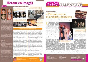 Février 2013 Téléchargez le bulletin d'information - Villeneuve sur Lot