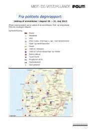 20. maj 2013 - Politiets